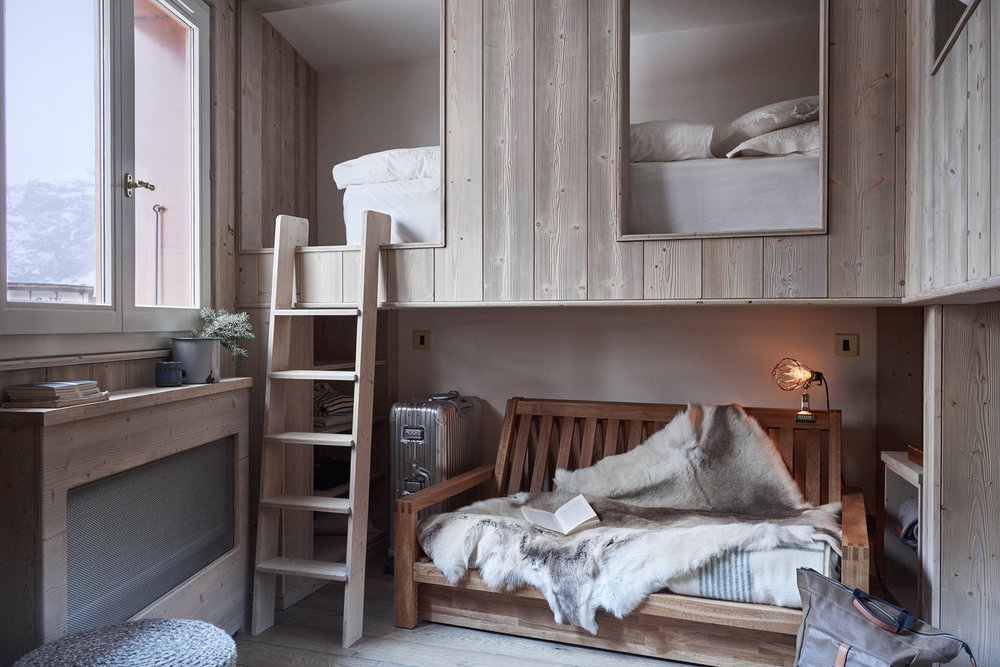 Architectural Interior Design & Build  French Alps & UK