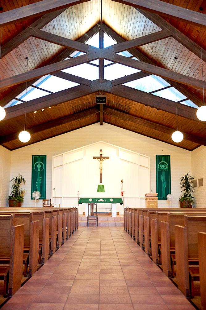 ©2017KrystalCraven - Wedding Venue Catholic Church