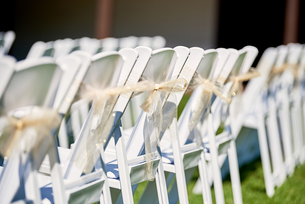 Aisle Ribbon Image Source:  Brad Austin Imaginative Florals
