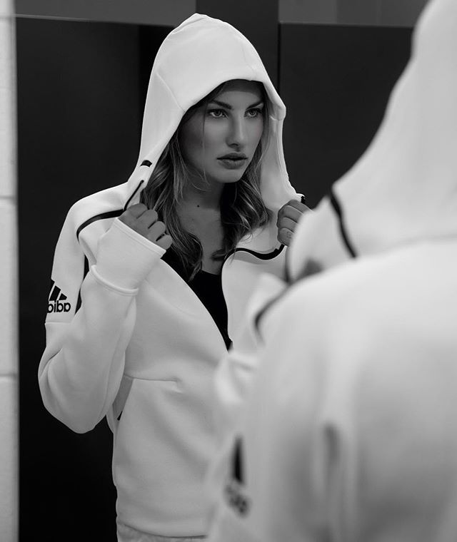 """If you chase two rabbits, BOTH will escape."" @adidasau #findfocus #adidasau #boxing ❤️👊🏼❤️"