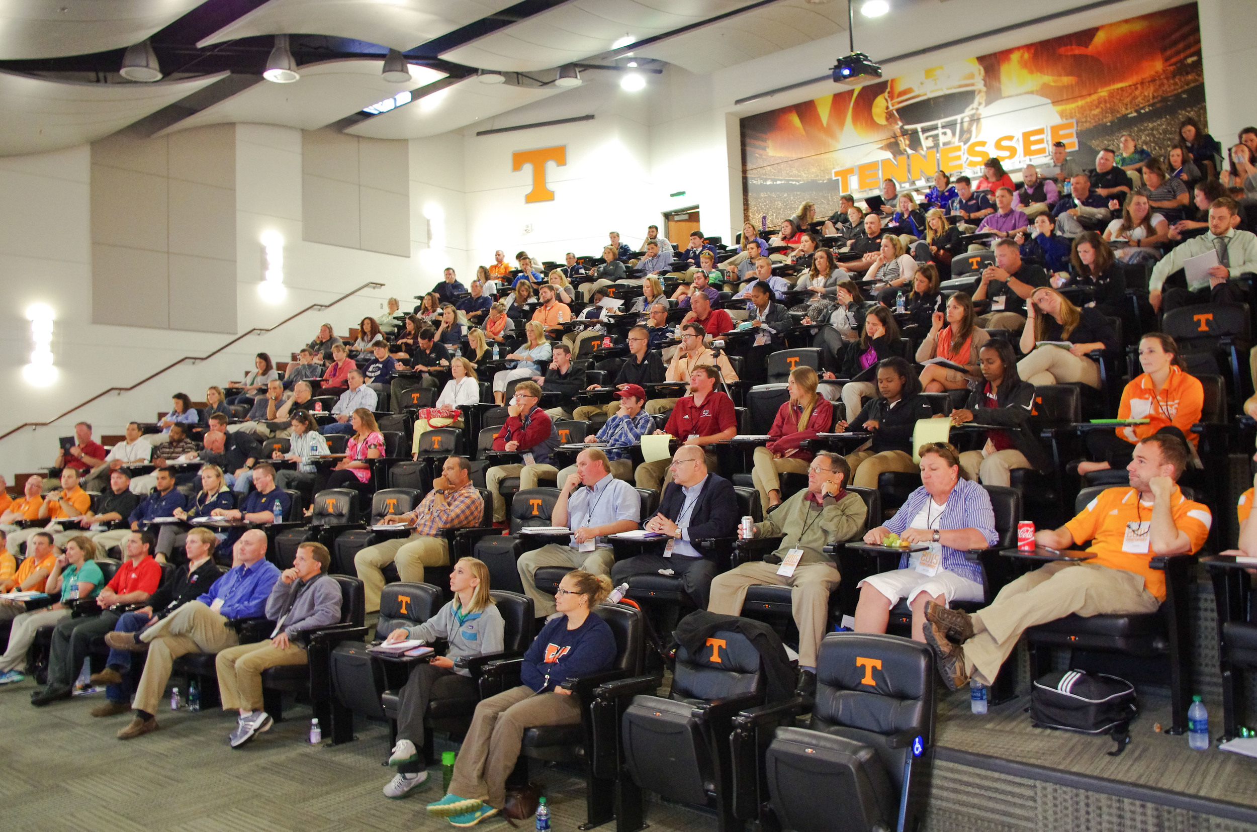 2015 UT Sports Medicine Symposium Attendees