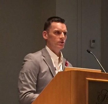 Speaking at CUTA, Vancouver 2017