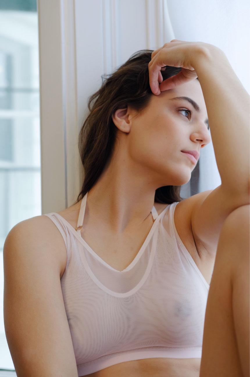 Lara Intimates sustainable underwear on Kickstarter