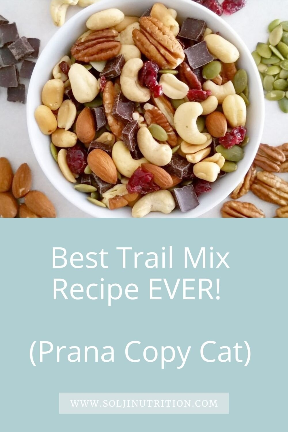 pics Trail Mix: 21 Healthy, Tasty Trail Mix Recipes to Make Yourself