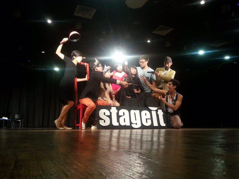 SMU StageIT