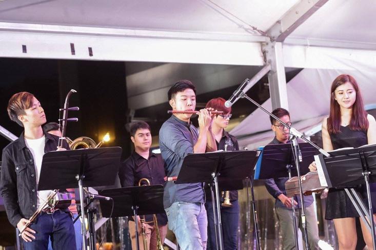 Cornucopia by SMU Chinese Orchestra