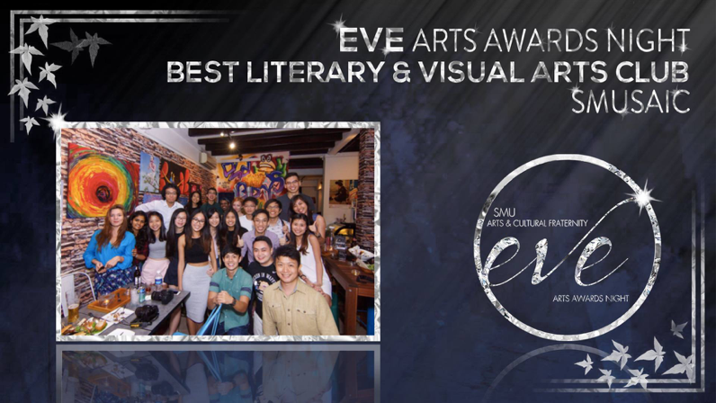 Best Literary & Visual Arts Club – SMUSAIC