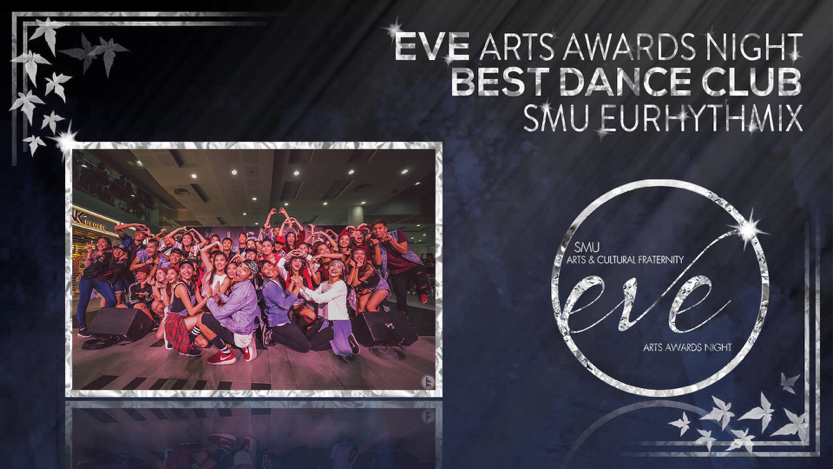 Best Dance Club – SMU Eurhythmix