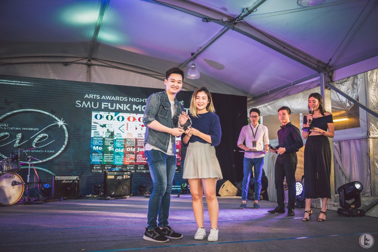 Best Emailer Award – SMU Funk Movement