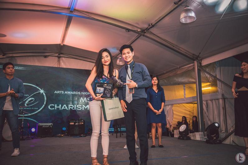 Ms Charismatic – Vanessa Ang