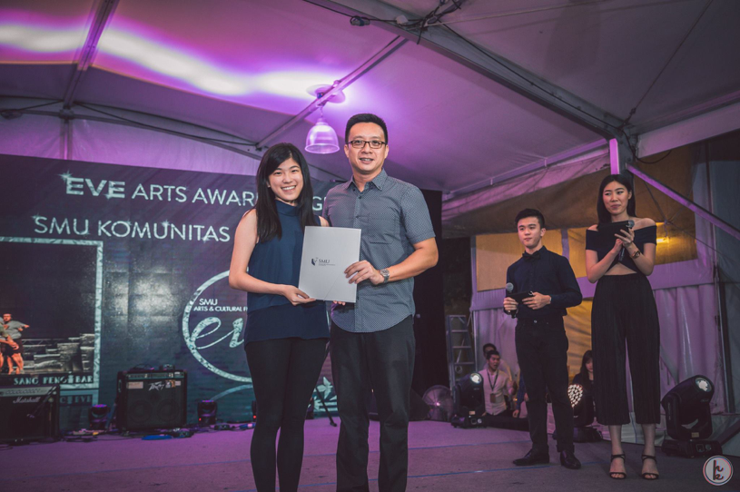 SMU Arts Gold Award 2016 – SMU Kommunitas Indonesi