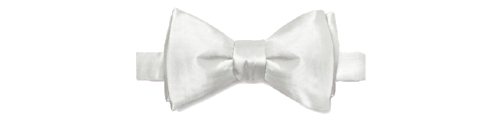 wedding services for men white bow tie urban gent