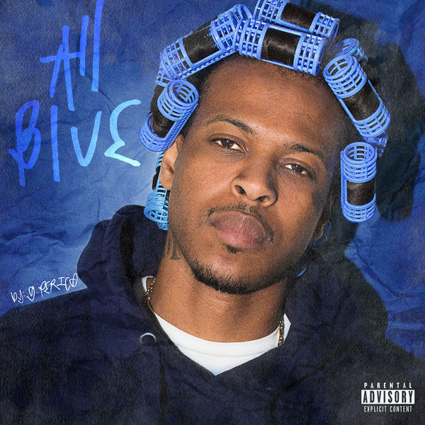 G Perico - Get My Staccs All Blue (Priority/Caroline/Universal Music)
