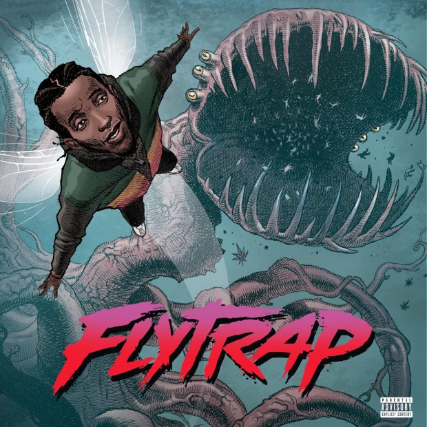 CJ Fly - Lethal Allure Flytrap (Pro Era/Cinematic Music Group/Sony Music)