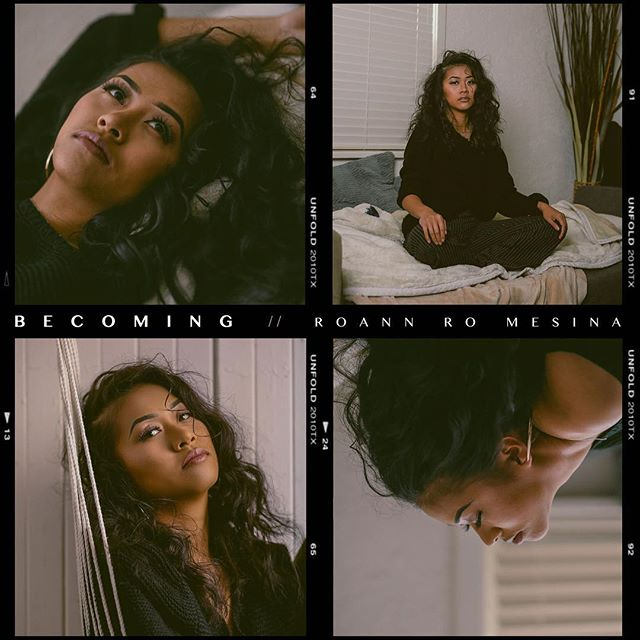 #BecomingEP by @roannmesina  featuring production by @Nabeyin @imdmajor  @ckwnce @durmondsd Featured artist @akeishein - Available on all Digital Music platforms NOW - San Diego to L.A. - #GLDNWST