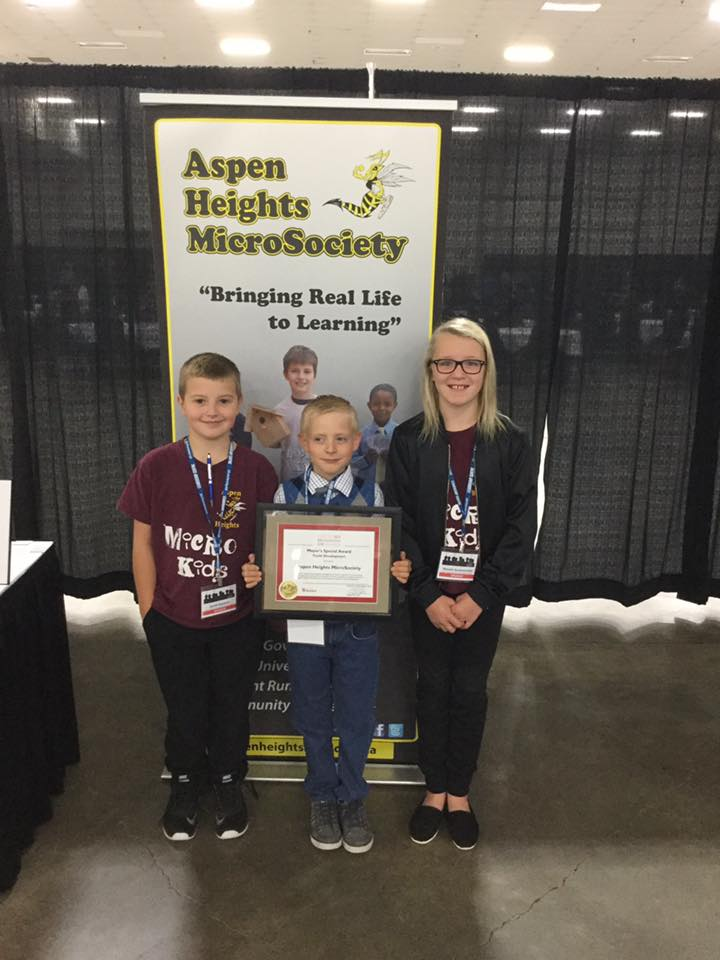 Aspen Heights Microsociety School