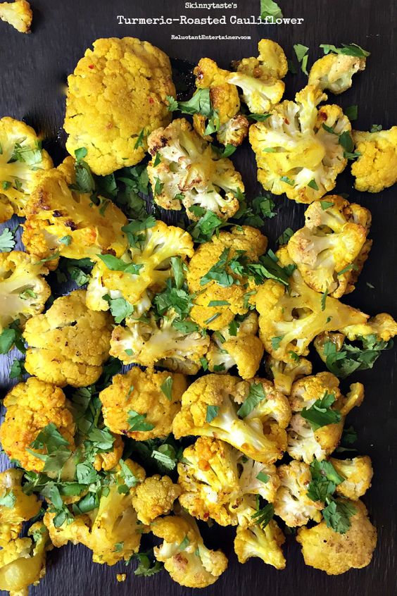 TURMERIC CAULIFLOWER
