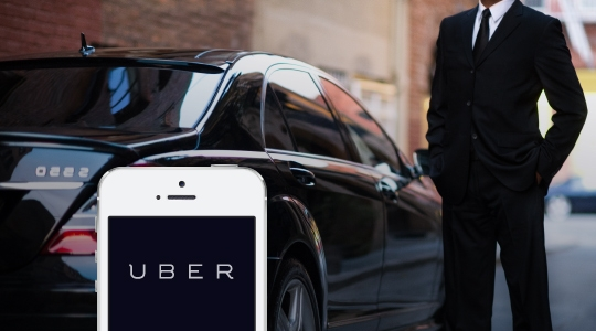 UBER chấp nhận đăng ký nhiều dòng xe từ bình dân tới xe sang