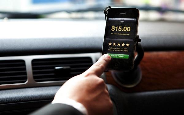 tuyển tài xế chạy uber 2