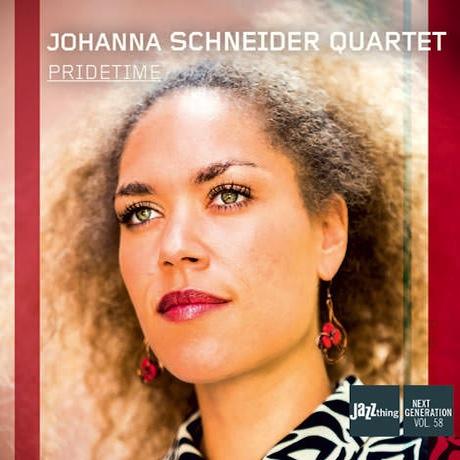 JOHANNA SCHNEIDER 4TETT / PRIDETIME