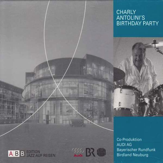 CHARLY ANTOLINI'S  BIRTHDAY PARTY