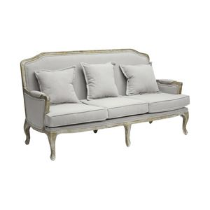 Johanna Antiqued Sofa