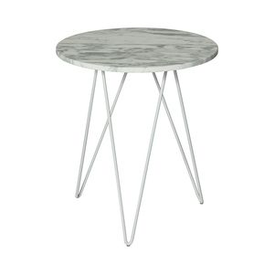 Graham Accent Table - Marble