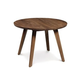 Warwick Walnut Round Side Table