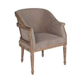 King Rouge Arm Chair