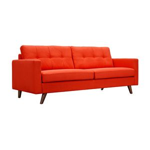 Graham Sofa in Red