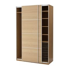 Ilseng Oak Effect Wardrobe