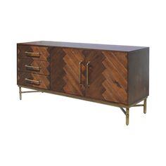 Carlton Cabinet & Bookcase