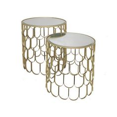 Petal Accent Table