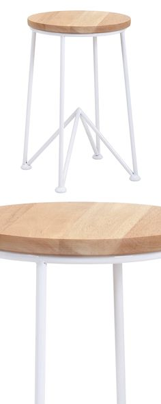 Action Refraction Side Table