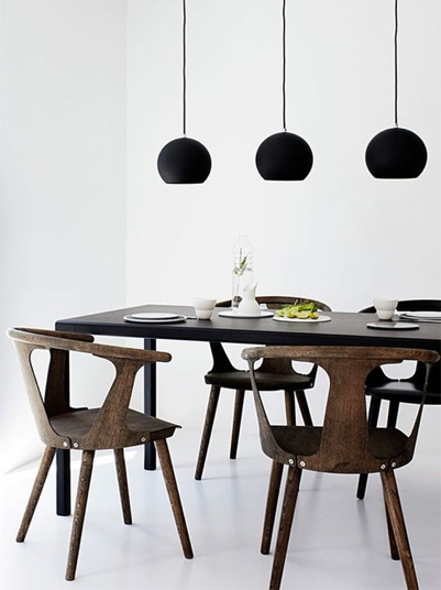 Gahinga Dining Table & Chairs