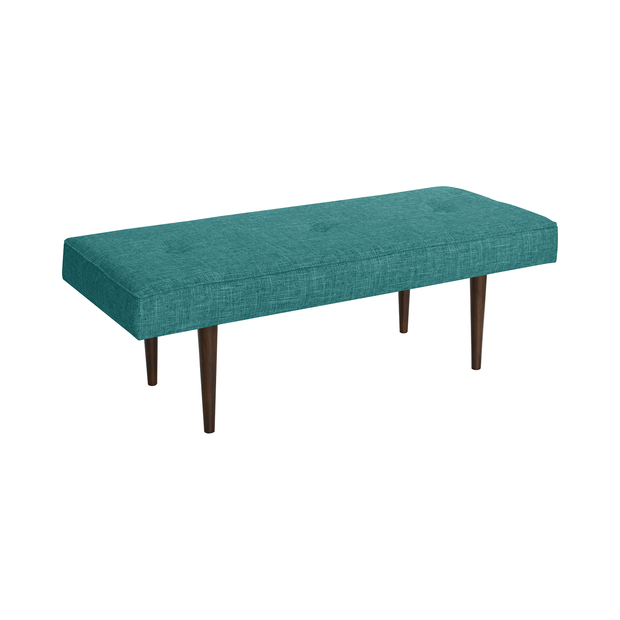 Angora Tufted Bench