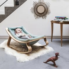 Rocker Kids Lounger