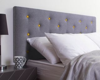 Aphrodite Headboard - Grey