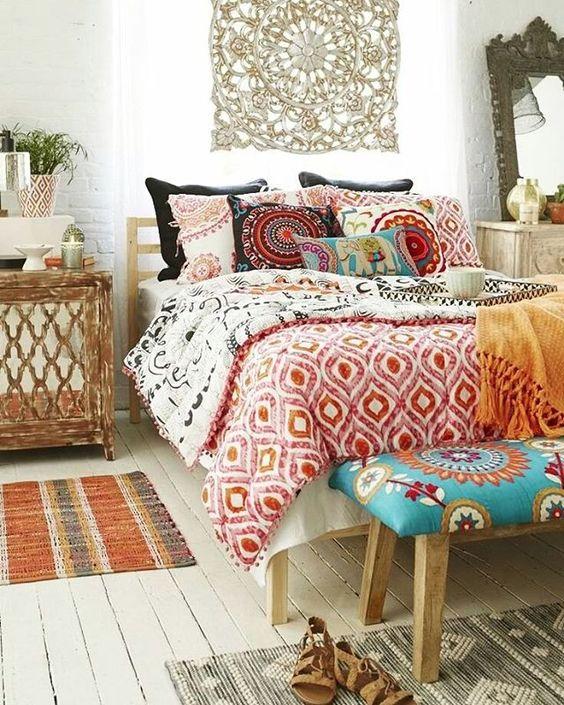 Bohemian Interior Design Style (1)