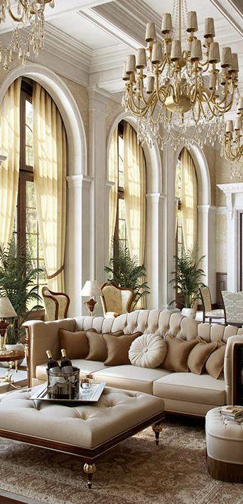 Classic Interior Design Style (2)