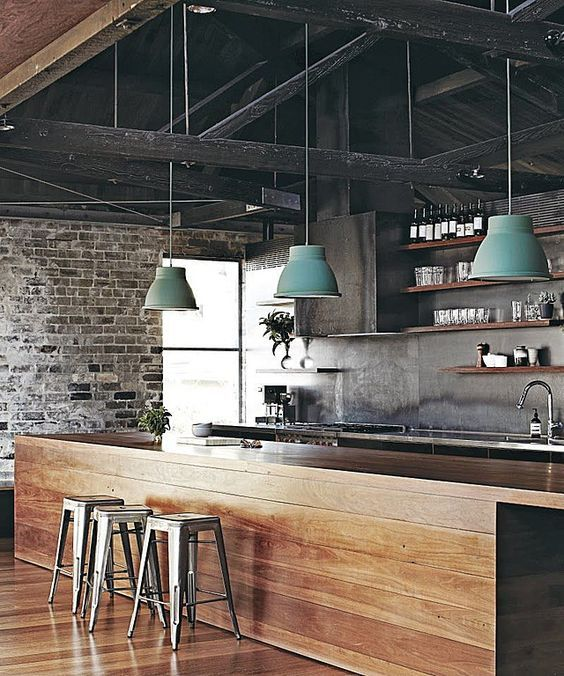 An Industrial Home With Warm Hues: Complete Interiors & Furniture