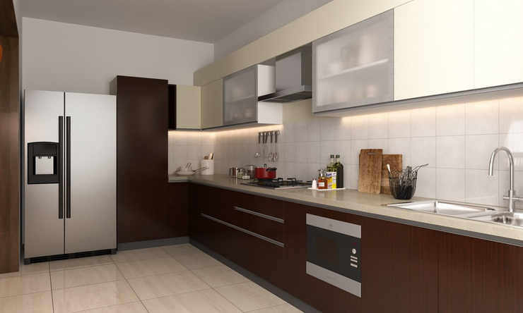 Cost Of Modular Kitchen Designing