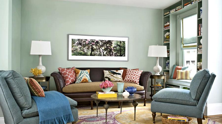 Determine Ther Cost Of Interior Designing Living Room