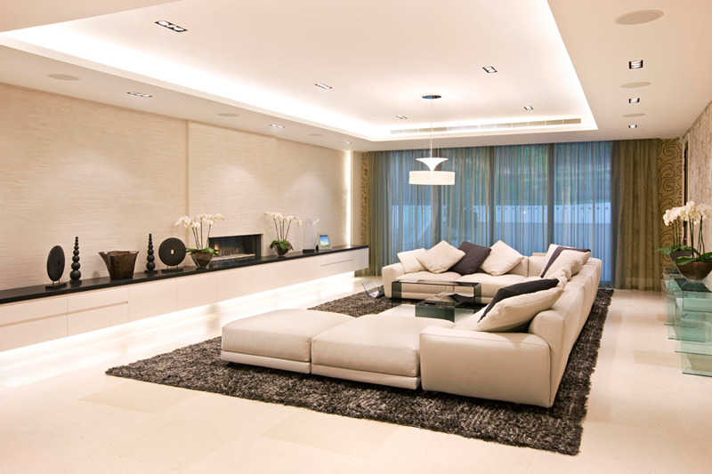 layered interior lighting for your homes