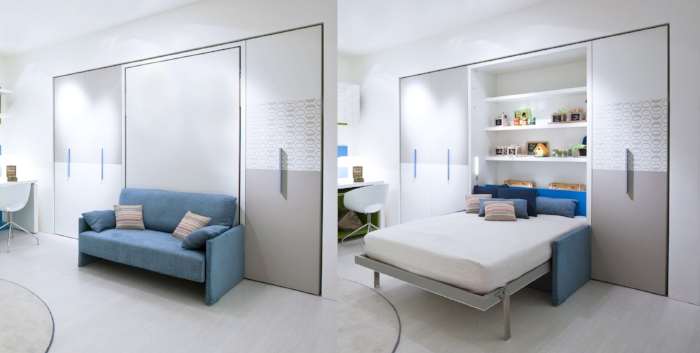how to make the most of small living spaces