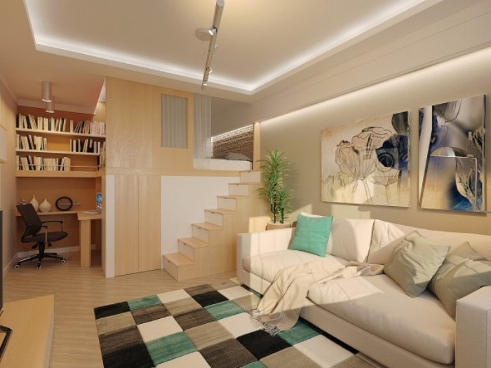 modular furniture-best space saving idea for small spaces