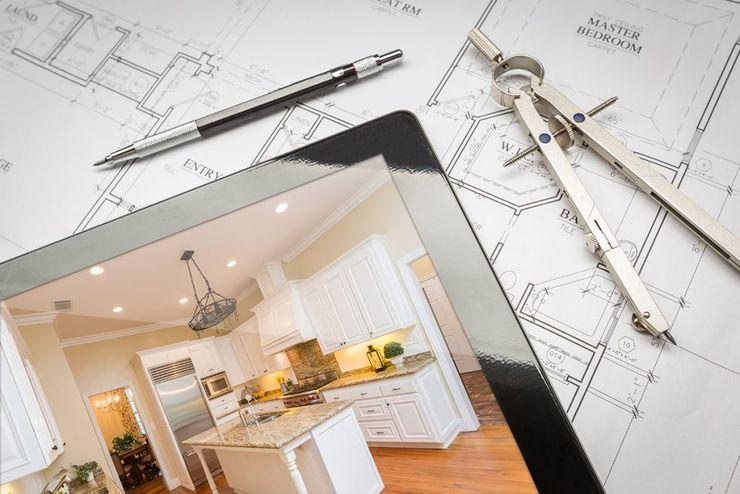 interior design bill of quantity variance