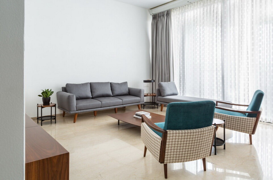 Awesome Interior Design Hacks For 3bhk Flats In Mumbai Hipcouch Complete Interiors Furniture