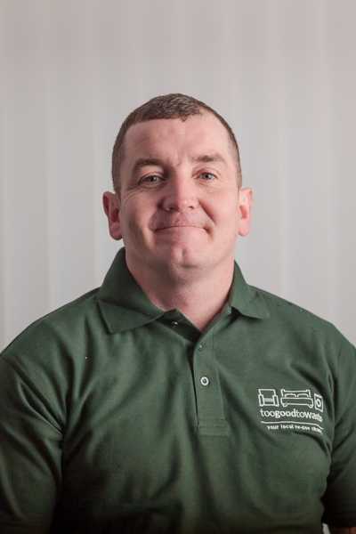 Steve Webb   Domestic Appliance Cleaning Supervisor