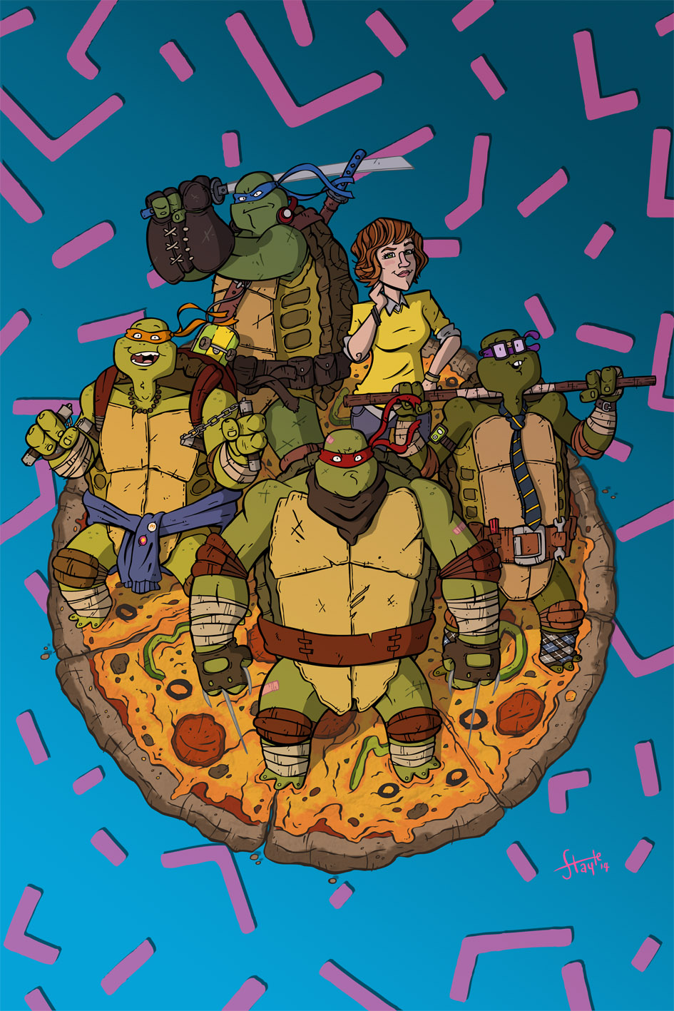 Hero Turtles